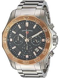 Swiss Legend Herren-Armbanduhr SL-16199SM-SR-104-RB