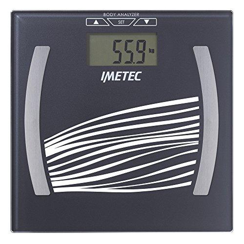Bilancia pesapersone Imetec BF4 500, grigio