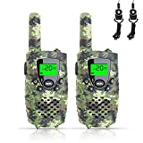 Fairwin Walkie Talkies for Kids, Up to 4-Mile Range 0.5W 8 Channels 446MHZ