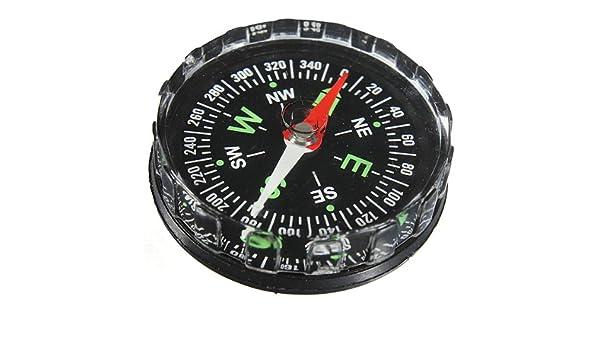 Boussole Professionelel Poche G/éologique Camping Voyage Compass Rond 44mm SYG TM