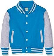 AWDis Kids Varsity Regular Jacket Chaqueta Bomber para Niños