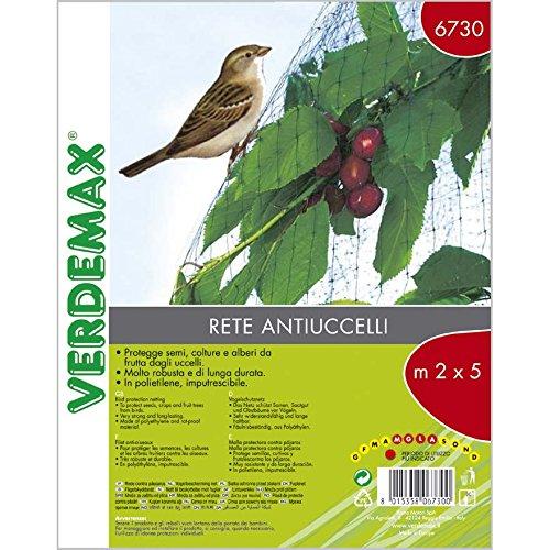 Preisvergleich Produktbild Vogelschutznetz 2 x 10 Meter