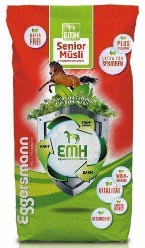 Eggersmann Senior Müsli Wellness EMH für Pferde, 1-er Pack (1 x 20 kg)