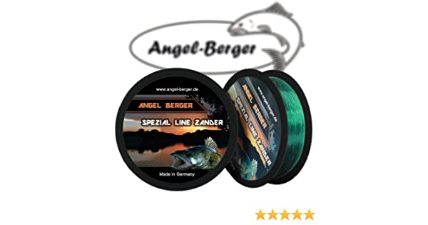 Angel Berger Spezial Line Forelle 0,25mm