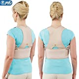 #5: Flying bird Royal Posture Back Support Brace - Corrects Slouching And Eases Pain SM MD