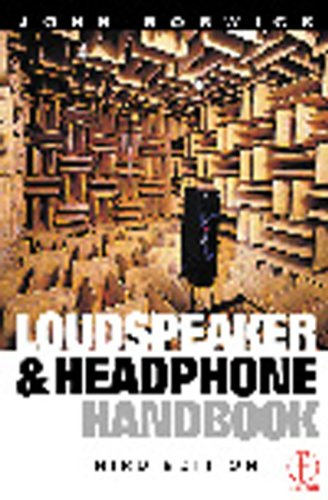 Loudspeaker and Headphone Handbook (English Edition) Voice Unit