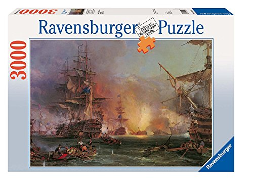 Ravensburger Italy- Puzzle 3000 Pezzi Algeri Bombardamento, 17010 4