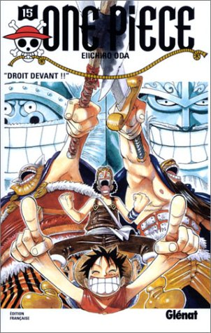 One piece Vol.15 par ODA Eiichirô