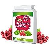 Wild Raspberry Ketone Dietary Supplement - 60 Capsules