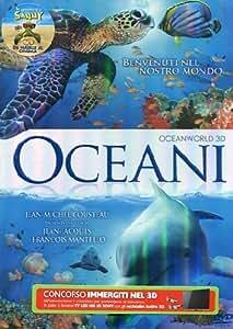 Voyage sous les mers 3D / OceanWorld 3D ( Oceans 3D: Into the Deep (OceanWorld 3D) ) ( Oceans 3D: Voyage of a Turtle ) [ Origine Italienne, Sans Langue Francaise ]