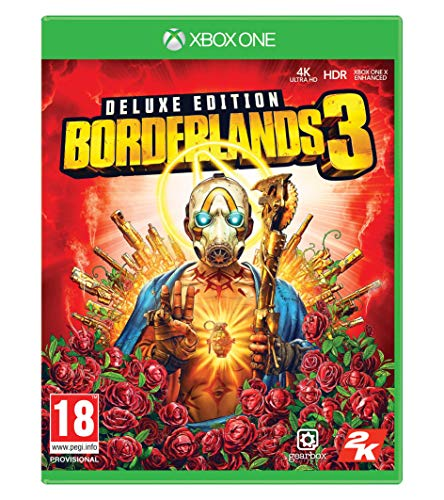 Borderlands 3 Deluxe Edition (Xbox One) Best Price and Cheapest