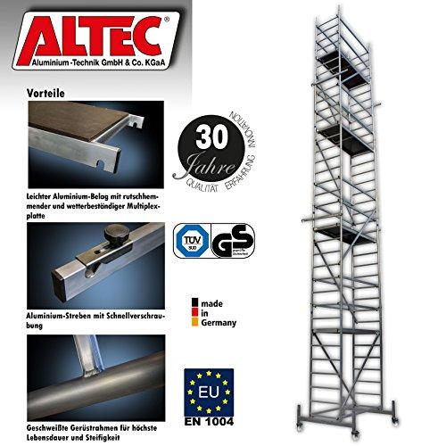 altec-rollfix-1000-hauteur-de-travail-de-10-m-neuf-echafaudage-roulant-homologue-par-le-tuv-fabrique
