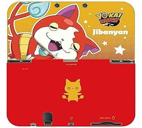 Yo-Kai Watch Duraflexi Hülle Jibanyan [New Nintendo 3DS XL]