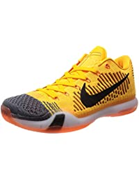 the latest a9bdc 54145 Nike Kobe X Elite Low, Chaussures de Handball Homme