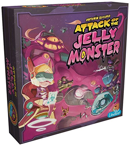 #Juegodemesa Attack of the Jelly Monster por 14,79€