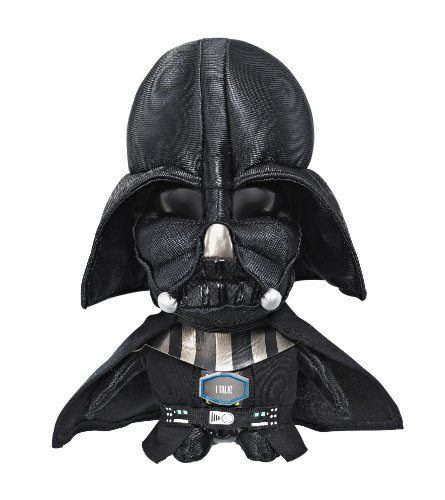 Joy Toy 23cm Star Wars Darth Vader Plush Figure with Sound