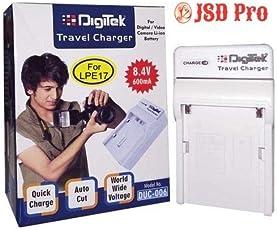 Digitek Charger for DSLR Cameras - JSD Pro® (LPE17)