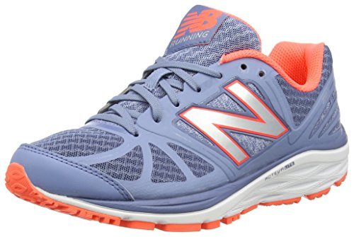 New Balance W770GP5, Damen Laufschuhe Grey (Grey/Orange)