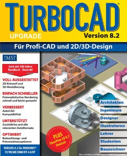 d - UPGRADE (Turbocad Upgrade)