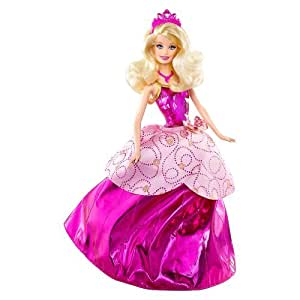 Barbie Princess Charm School Blair 3-in-1 Doll
