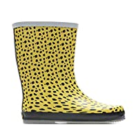 Clarks Tarri Splash Synthetic Wellies in