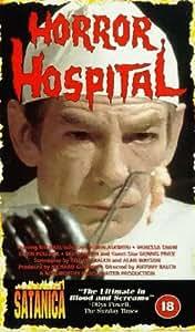 Horror Hospital [VHS]