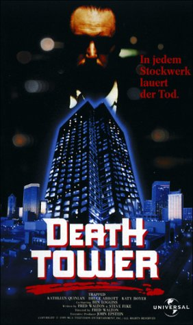 Death Tower [VHS]