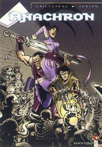Anachron (2) : Le Septième capitaine