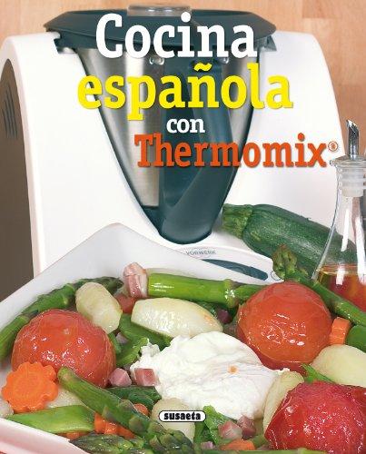 Cocina Española Con Thermomix (El Rincón Del Paladar) por Equipo Susaeta