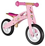 Laufrad star-scooter ru-10-wd-st Flamingo Bike, pink bei Amazon