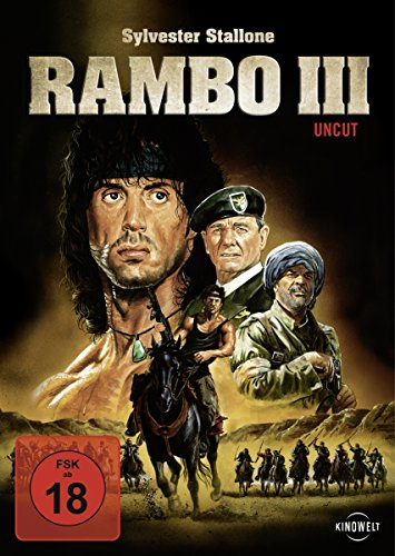 Bild von Rambo III (Uncut)