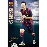 "Póster FC Barcelona ""Lionel Messi"" (61cm x 91,5cm)"
