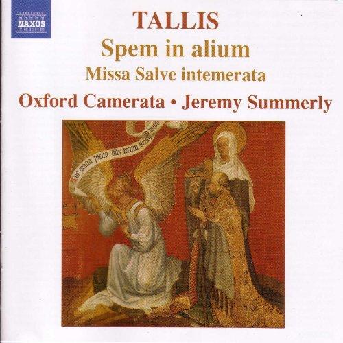"""Tallis: Spem in alium & Mass """"..."""