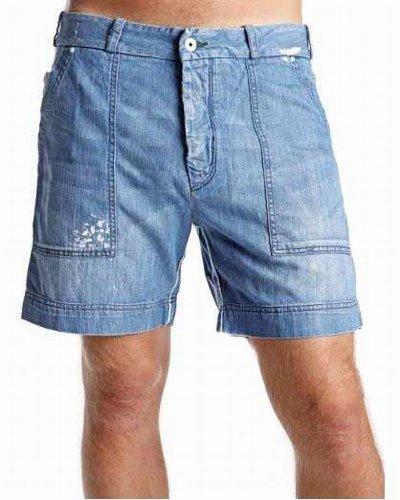 Diesel Herren Jeans Bermuda Short Pameloshort #30 (W30)