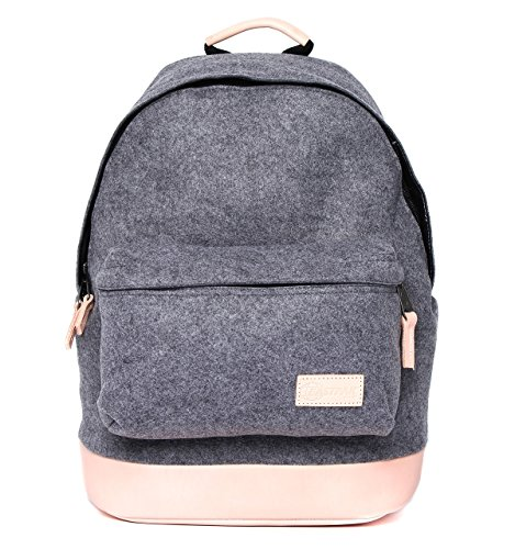 Eastpak Authentic Mochila Tipo Casual, 41 cm, 24 Litros, Gris / Grey Felt