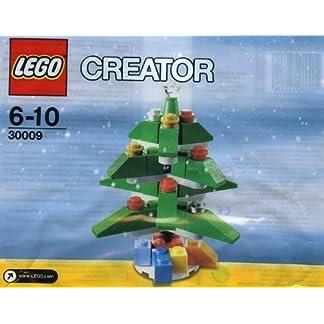 LEGO Estacional: Navidad árbol (Navidad árbol) Establecer 30009 (Bolsas)