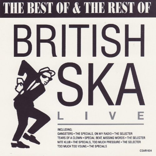 The Best of & The Rest of British Ska: Live by Action Replay (1993-01-01) (Cd Action Replay)