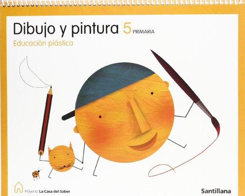 Proyecto La Casa del Saber, dibujo y pintura, educación plástica, 5 Educación PriMaría