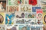Prophila Collection Alle Welt 50 verschiedene Sondermarken (Briefmarken für Sammler)