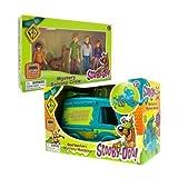 Scooby Doo - Goo Mystery Machine & Mistero Solving Crew Set