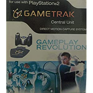 PlayStation 2 – Gametrak Controller [UK Import]