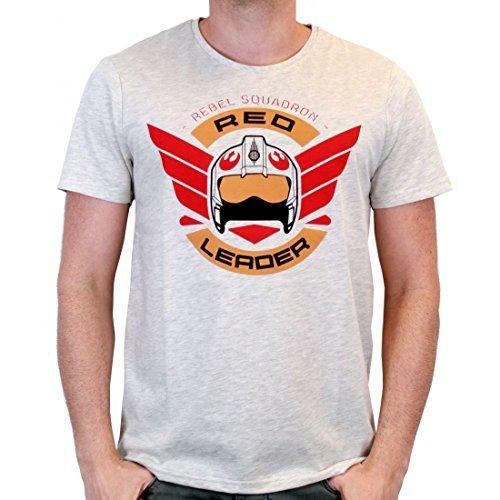 Cotton Division Herren T-Shirt Blanc Cassé Homme