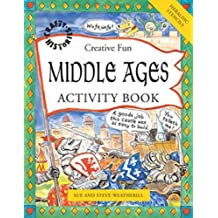 Middle Ages Activity Book (Crafty History) (Crafty History S.)