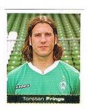 No.108 Torsten Frings - Werder Bremen - Bundesliga Fussball 2007/2008 - Panini