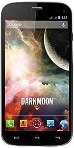 Wiko DARKMOON Smartphone (11,9 cm (4,7 Zoll) Touchscreen, 1,3 GHz, Quad-Core, Dual-SIM, 1 GB RAM, 8 Megapixel Kamera, 5 Megapixel Frontkamera, 4 GB interner Speicher, Android 4.2) dunkelblau