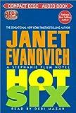 Hot Six (CD): Stephanie Plum (Stephanie Plum Novels)