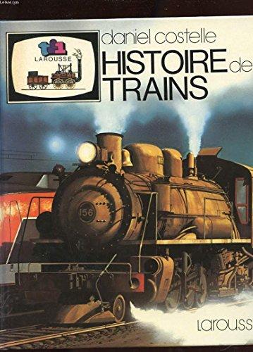 Histoire des trains
