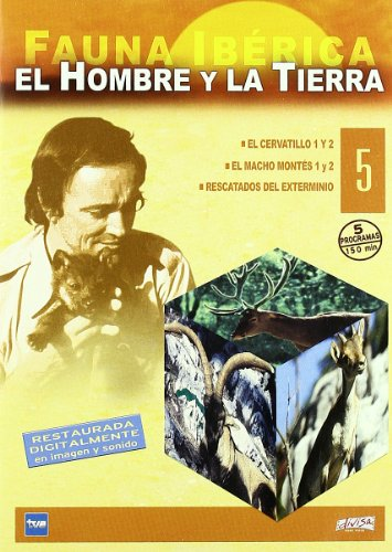 El Hombre Y La Tierra Vol. 5 [DVD]