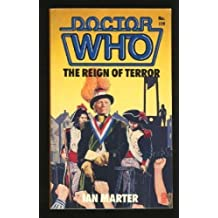 Doctor Who-Reign of Terror (Doctor Who Library) by Ian Marter (20-Aug-1987) Paperback