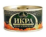 Produkt-Bild: Kaviar - Zarendom Gorbuscha Lachskaviar Klassik 140 g Dose - roter Kaviar - caviar - ????
